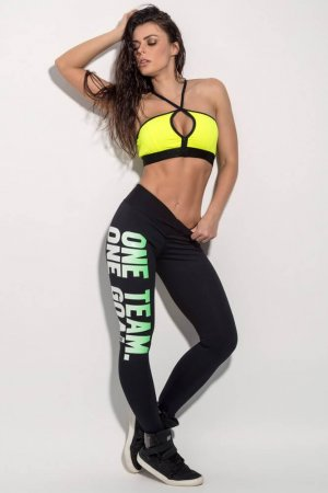 Legging Fitness Black
